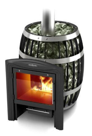 печь Саяны Inox Витра
