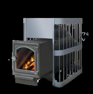 печь этна магма 24 ДТ-4С