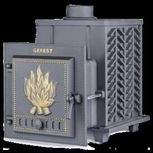 Чугунная печь для бани Гефест (ПБ-04))